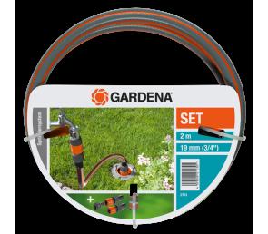 GARDENA Sprinklersystem - zestaw podłączeniowy Profi-System