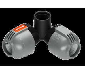 """GARDENA Sprinklersystem - rozdzielacz narożny 25 mm x 3/4"""" - GW"""