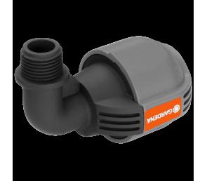 """GARDENA Sprinklersystem - łącznik L 25 mm x 1/2"""" - GZ"""