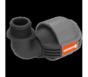 """GARDENA Sprinklersystem - łącznik L 25 mm x 3/4"""" - GZ"""