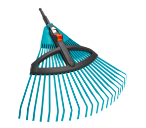 GARDENA combisystem - grabie wachlarzowe regulowane