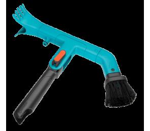 GARDENA combisystem - przyrząd do czyszczenia rynien dachowych