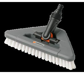GARDENA Cleansystem - szczotka do szorowania z przegubem