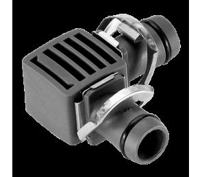 """GARDENA Micro-Drip-System - łącznik L 13 mm (1/2"""") 2 szt."""