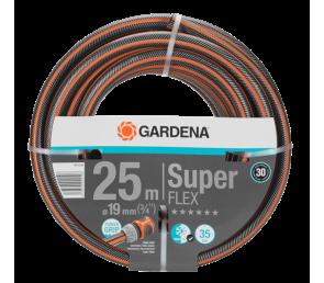"""GARDENA Wąż ogrodowy Premium SuperFlex 3/4"""", 25 m"""