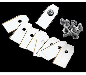 GARDENA Noże zapasowe do robotów koszących 9 szt. + śruby