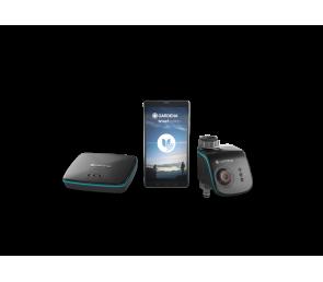 GARDENA smart sterownik nawadniania - zestaw (router, sterownik nawadniania)