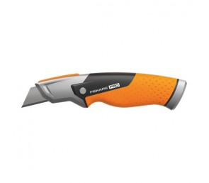FISKARS Nóż użytkowy CarbonMax™ ze stałym ostrzem