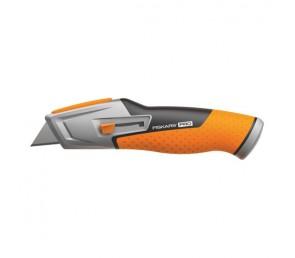 FISKARS Nóż użytkowy CarbonMax™ ze wysuwanym ostrzem