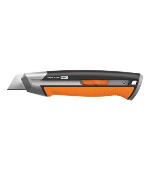 FISKARS Nóż z wysuwanym ostrzem CarbonMax™ 25 mm