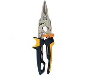 FISKARS Nożyce do cięcia blachy PowerGear™, cięcie na wprost