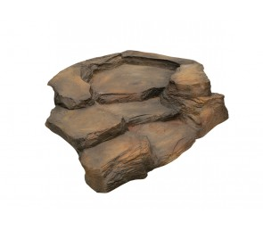 OASE Element strumienia Grand Canyon slate brown, lewy