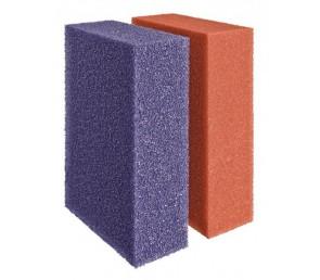 OASE Zestaw gąbek filtracyjnych czerwone/fioletowe BioTec 18/36/60000/140000