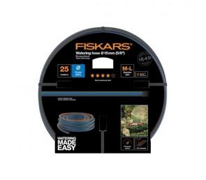 """FISKARS Wąż ogrodowy, 15 mm (5/8""""), 25 m - Q4"""