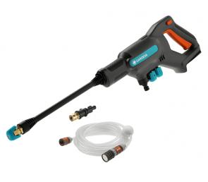 GARDENA Akumulatorowa myjka średniociśnieniowa AquaClean 24/18V P4A - bez akumulatora