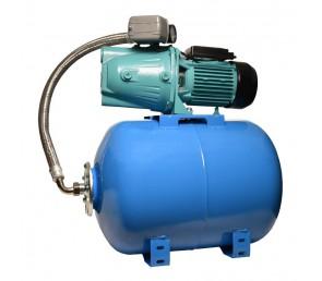 Hydrofor JET 100A 230V na zbiorniku 50L poziom AQUASYSTEM