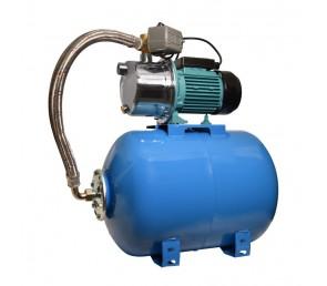 Hydrofor JY 1000INOX 230V na zbiorniku 80L poziom AQUASYSTEM