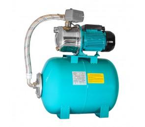 Hydrofor JY 1000INOX 230V na zbiorniku 80L poziom OMNIGENA