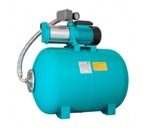 Hydrofor MH 1300INOX PREMIUM 400V na zbiorniku 80L poziom OMNIGENA