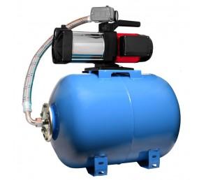 Hydrofor MULTI HWA 2000INOX/ 230V na zbiorniku 80L poziom AQUASYSTEM