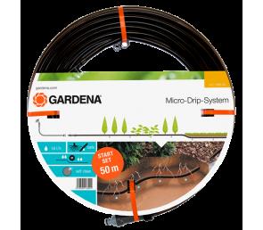 GARDENA Micro-Drip-System - podziemna linia kroplująca 13,7 mm, 50 m - zestaw