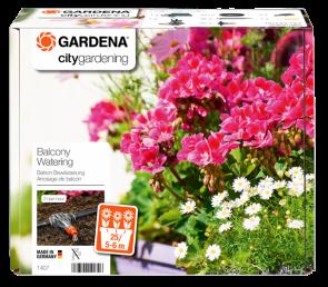 GARDENA city gardening automatyczna konewka do skrzynek balkonowych