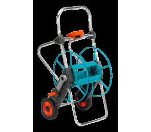 GARDENA Metalowy wózek na wąż 100