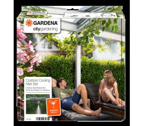 GARDENA city gardening kurtyna wodna - zestaw