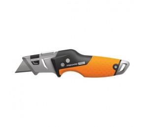 FISKARS Nóż użytkowy CarbonMax™ ze składanym ostrzem