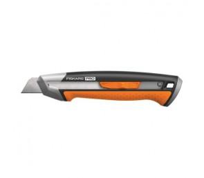 FISKARS Nóż z wysuwanym ostrzem CarbonMax™ 18 mm
