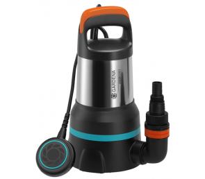 GARDENA Pompa zanurzeniowa 2 w 1 do wody czystej/brudnej 15000